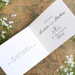 Pure Charm Wedding Invitation Design
