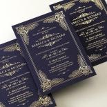 Regal Frame Invitation Card