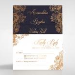Royal Embrace Invite Card Design