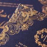 Royal Embrace Invite