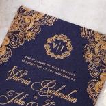 Royal Embrace Invitation
