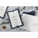 Royal Frame Invite Design