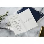 Royal Frame Wedding Invite Card Design