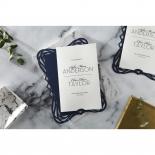 Royal Frame Wedding Invite Design