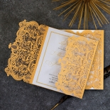 Royal Lace Stationery card