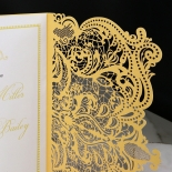 Royal Lace Card