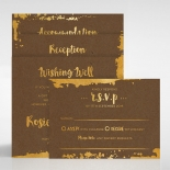 Rusted Charm Stationery card