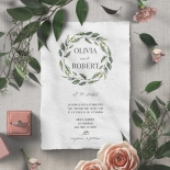 Rustic Affair Invite
