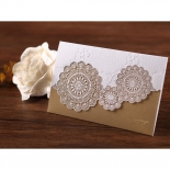 Rustic Charm Invitation Card Design