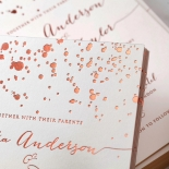 Star Dust Stationery design
