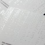 Star Shower Invitation Card Design