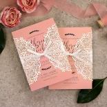 Sweet Romance Wedding Invitation Design