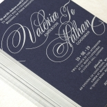 Timeless Romance Invite Design