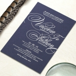 Timeless Romance Invitation Design