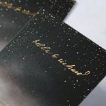 Under the Stars Invite Card