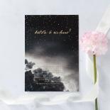 Under the Stars Invitation Card