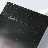 Under the Stars Wedding Invitation Card