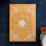 Victorian Extravagance Wedding Card Design