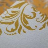 Victorian Extravagance Wedding Invite