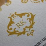 Victorian Extravagance Invite Card