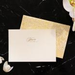 Victorian Lace Wedding Invitation