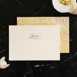 Victorian Lace Invite Card