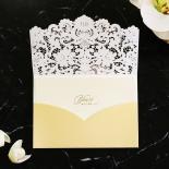 Victorian Lace Invite