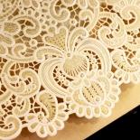 Victorian Lace Wedding Invitation Card
