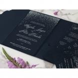 Navy Magnificence - Wedding Invitations - BP-SOLPW-TR30-NS - 178633