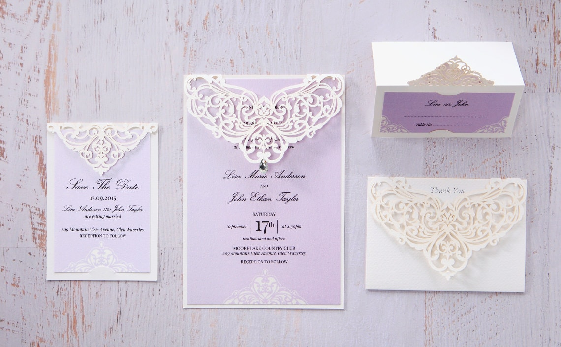 Wedding Invitations Handmade: Handmade Wedding Invitations & Personalised Wedding Cards