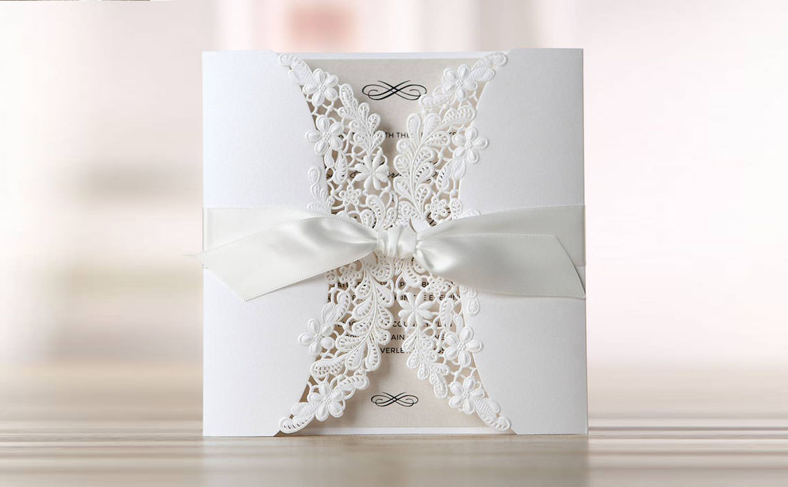 Invitations With Ribbon is adorable invitations ideas